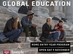 Open Day at Temple University