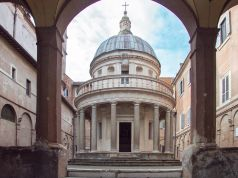 Bramante guide to Rome