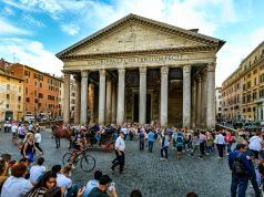 Rome says no to McDonald's at Pantheon