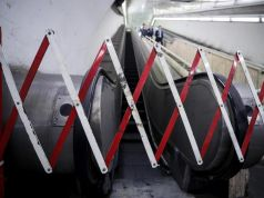 Rome metro station closes over faulty escalators