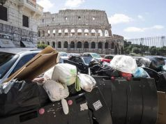Rome's decline reflected in citizen survey