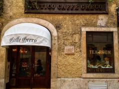 Caffè Greco: Rome's oldest coffee bar risks closure