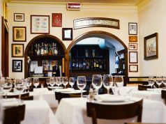 Rome's oldest restaurant wants world title