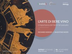 The Importance of Wine in the Past - 6 November -Eataly Rome