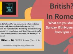 UK Overseas Event