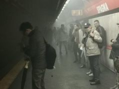 Rome metro station evacuated over smoke