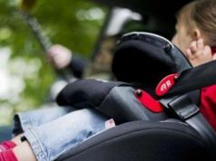 Child car seat alarms now compulsory in Italy