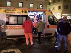 Celtic fans stabbed in Rome