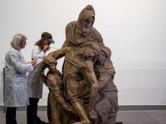 Florence restores Michelangelo's Pietà in public