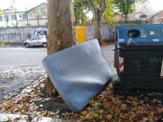 Free collection of bulky waste in Rome