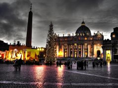 Christmas and New Year in Rome