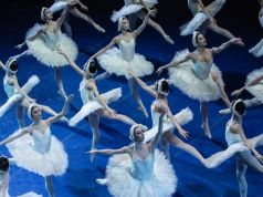 Swan Lake at Rome's Opera House