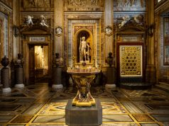 Valadier exhibition at Galleria Borghese in Rome
