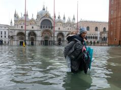Venice mayor declares disaster as city hit by highest tide in 50 years