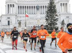 We Run Rome on New Year's Eve