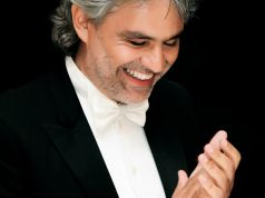 Andrea Bocelli at Rome's Baths of Caracalla in June 2020