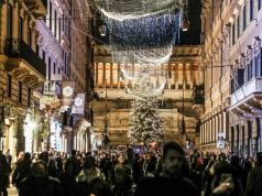 Christmas Eve and Christmas Day in Rome