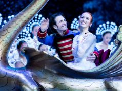Nutcracker: Christmas fairytale ballet in Rome