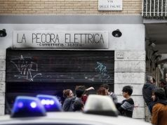 Rome anti-fascist bookshop will not reopen after fires