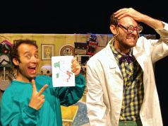 Rome theatre for kids: My Monster Friend