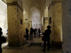Rome restores underground Basilica of Mysteries
