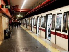 Soldier found dead in Rome metro station