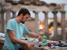 Seeking Teaching Assistant for Rome Art Program (painting program) June/July 2020