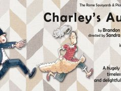 Charley's Aunt: a comedy in English in Rome