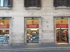 Feltrinelli Bookshops close in Rome