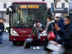 Rome bus and metro strike on 3 February