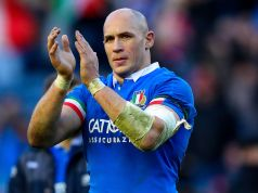 Rugby: Italy's Parisse set for Six Nations farewell in Rome