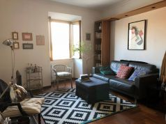 Trastevere - Piazza San Cosimato - 2 bedroom lovely remodeled flat  - Available .