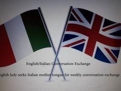 English/Italian Conversation Exchange