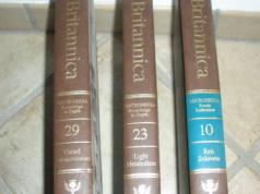 Brittanica Encyclopedia