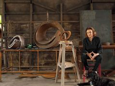Sculptor Beverly Pepper dies in Italy