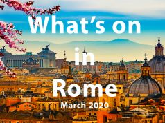 What to do in Rome in March 2020