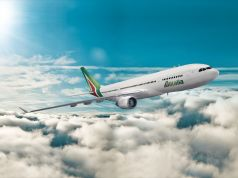 New York to Rome in six and a half hours: Alitalia record