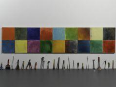 Jim Dine exhibition in Rome