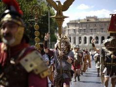 Rome celebrates 2,773rd birthday in 2020