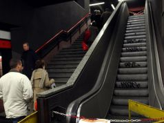 Rome metro station sets limit of 450 people