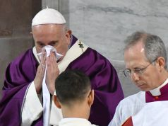 Pope Francis tests negative for Coronavirus