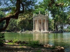 Exploring Rome's parks