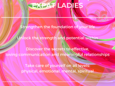 Empowerment for Expat Ladies One-2-One Program