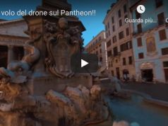 The Pantheon seen from a Drone