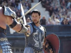 Gladiator movie celebrates 20 years on 1 May