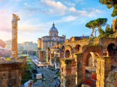 Rome celebrates 2,773rd birthday on social media