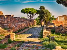 Rome: European Heritage Label for Ostia Antica