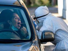 Rome begins drive-in Coronavirus tests