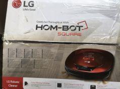 Smart Vacuum Robot Hom-Bot LG