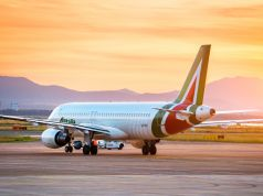 Alitalia suspends Rome-New York flights